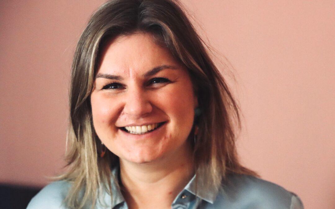 Even voorstellen: Lisanne van der Voort