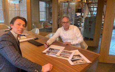 Samenwerken met: Architectenburo Van Vliet